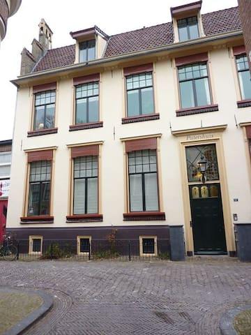 Monumentale apartment in centre! - Leeuwarden - Appartement