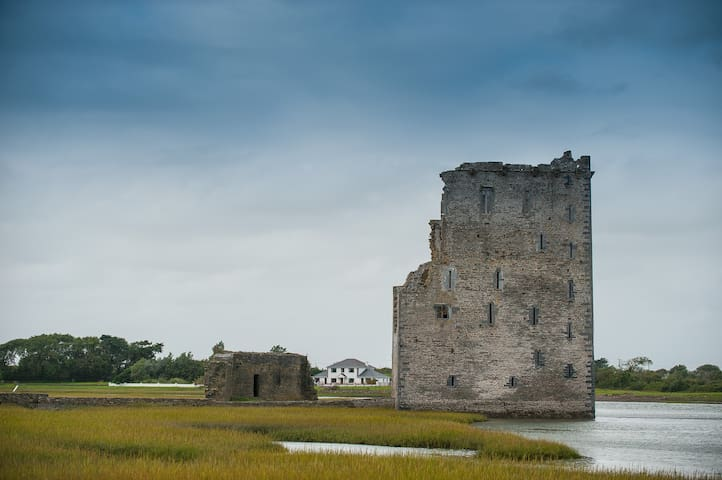 Castle View House located on Island - Ballylongford - Bed & Breakfast
