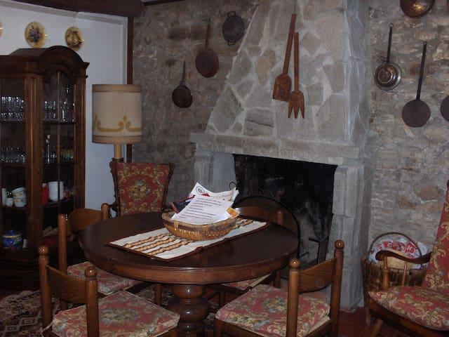 Casa Medioevale vicino all'Abetone - Vico Pancellorum - Hus