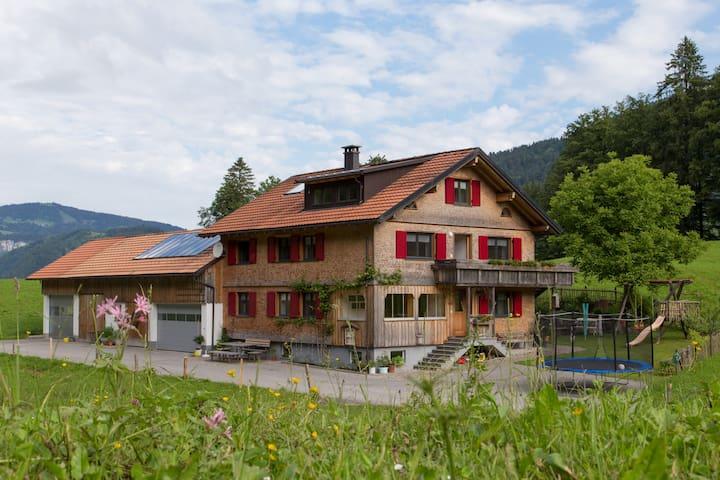 Ferienwohnung Brenner - Bezau - Apartament