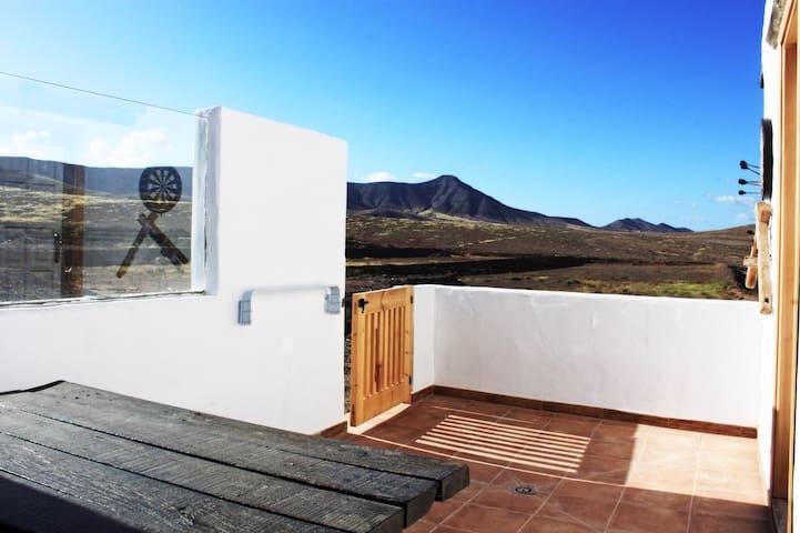 La Carpintería: nature & relax - Puerto del Rosario - Huis