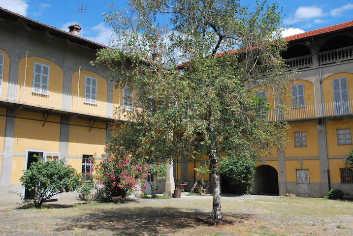 Apartment Casa Regis - Costigliole Saluzzo - Wohnung