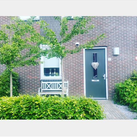 Nice, modern & cosy home 54 minutes from Amsterdam - Barneveld - Maison
