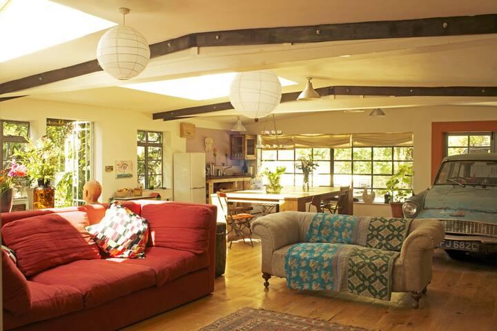 Studio Farrows  - Langport, - Bed & Breakfast