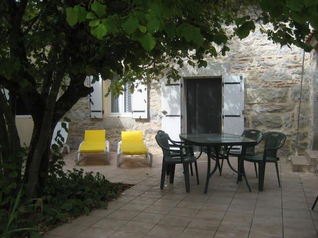 Le Jardin d'Eden - Cajarc - Doğa içinde pansiyon