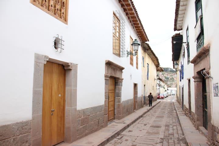 Apartment in Historic Center Tres Cruces de Oro - Cusco - Appartement