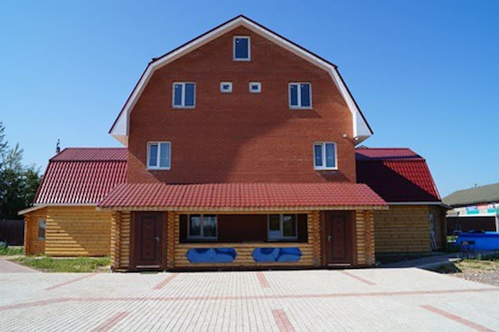 Загородный  коттедж с русской баней - Gatchinsky District