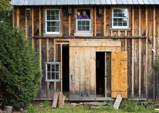 Sunny Sustainable Apt w Little Loft - Putney - Lägenhet