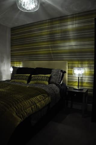 Double bedroom (not ensuite) - North Shields - Hus