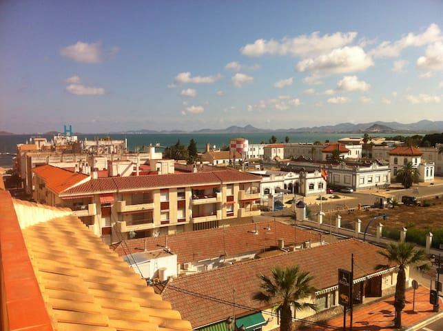 Lovely flat in heart of paradise ❤ - Los Alcázares - Appartamento