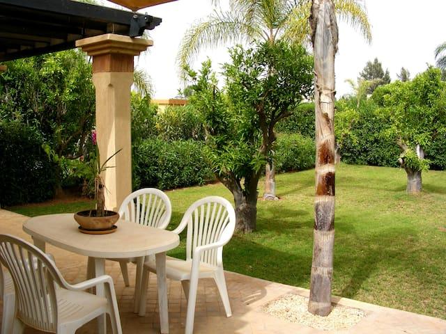 (52) TRES AGREABLE VILLA DE VACANCES - Taroudant - Casa
