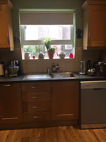 Twin and Double Room in Ballincollig - Ballincollig - 獨棟
