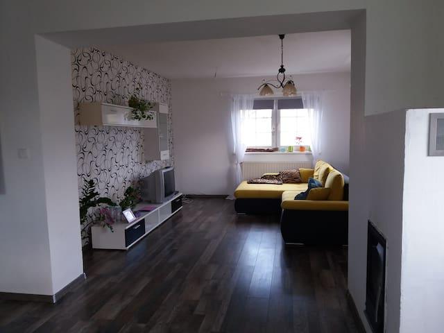 Roomy Arty Flat - Varnsdorf - Departamento anexo