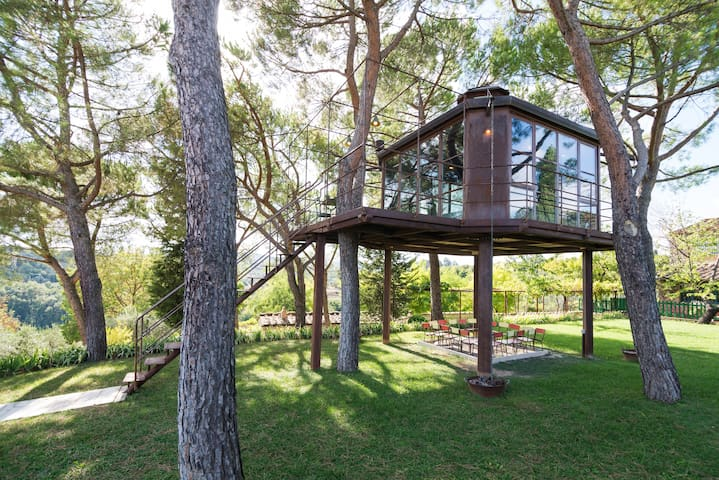 TREEhouse/casaBARTHEL - Firenze - Muu