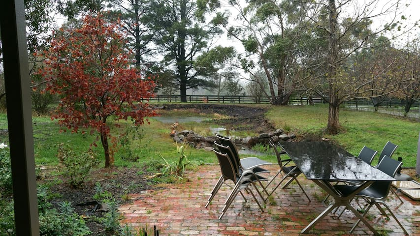 Beautiful rural setting - Mount Macedon