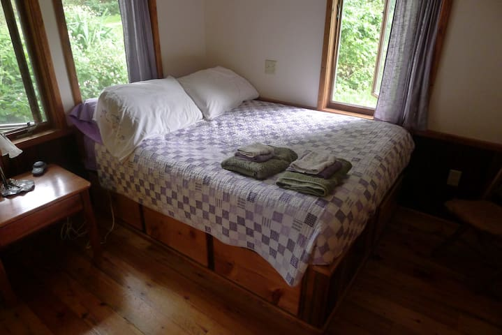 Delightful Suite on an Organic Farm - Avoca - Bed & Breakfast