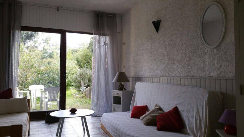Studio Bord de mer - CORSE - Casaglione - Apartamento