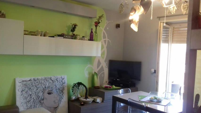 Appartamento coloratissimo  in zona residenziale - Vinovo - Appartement