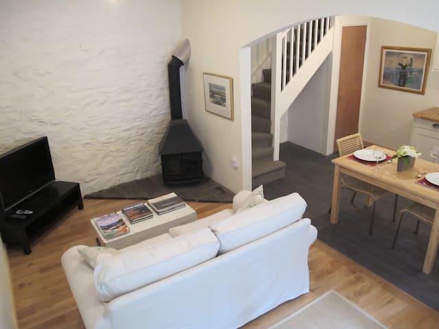 Worthy Cottage, Porlock Weir - Porlock Weir - Rumah