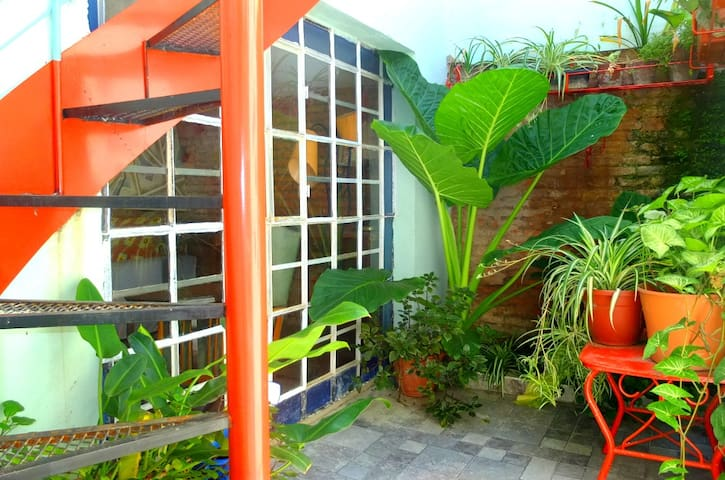 Terrace with SPA, 2 patios, BBQ! - Buenos Aires - Apartamento
