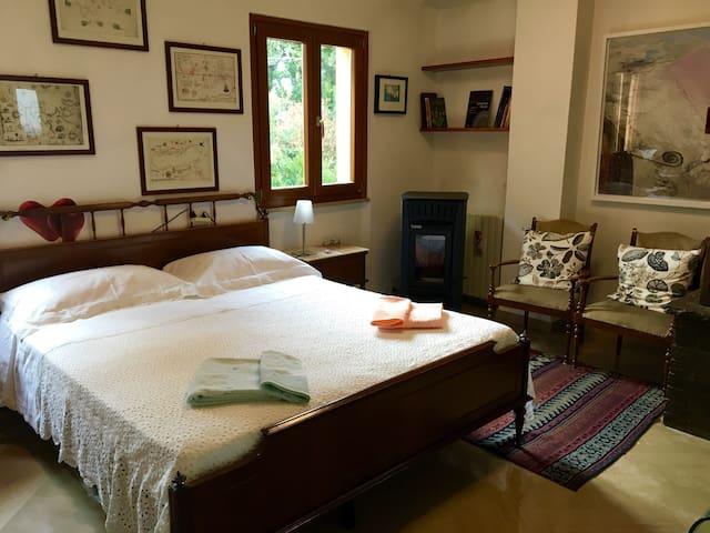 Camera in una villa a Guardiagrele - Guardiagrele - Ev