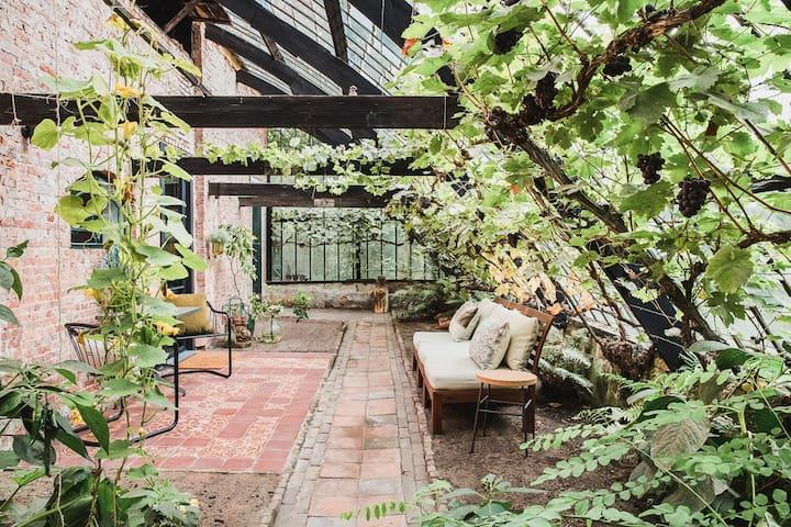 'Huize Druivelaar' - guesthouse - Breda - Apartemen