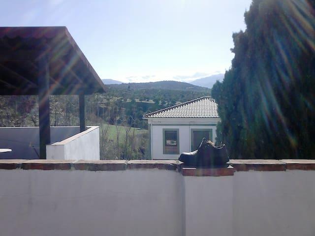 Casa de los libros - habitación individual - Granada - Huis