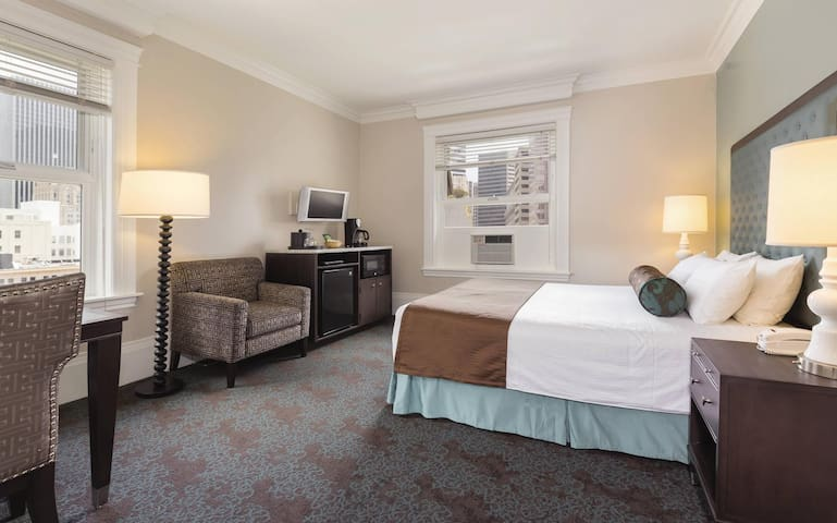 Nob Hill studio hotel room - use my timeshare! - San Francisco