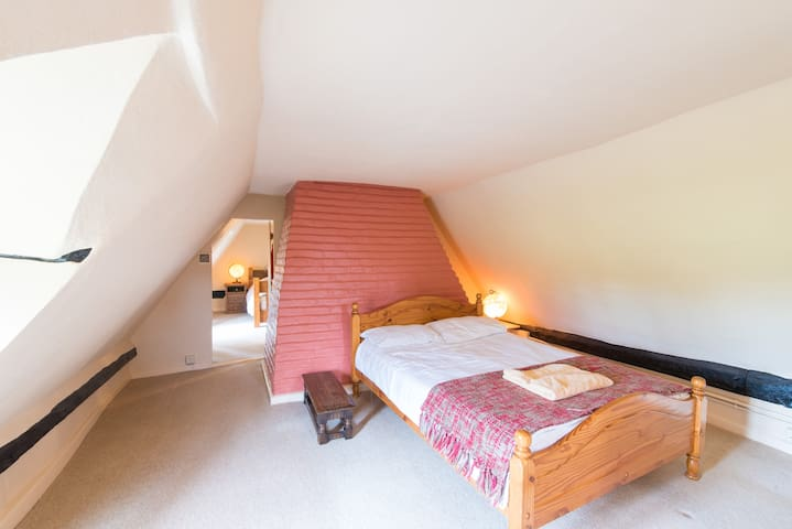 Double Bedroom 2 at Hill House - Witcham - Hus
