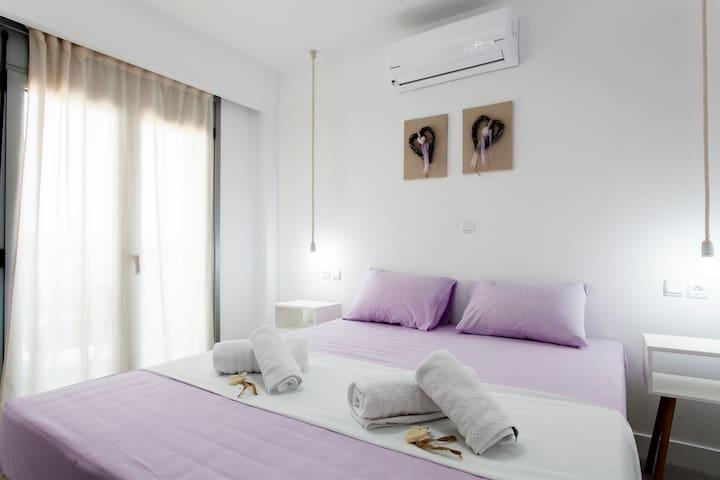 Axos Apartments Lavender - Analipsi - Departamento