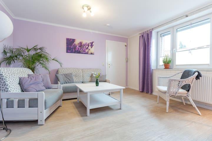 Ostseeferienwohnung Opa Klausi - Wismar - Huis