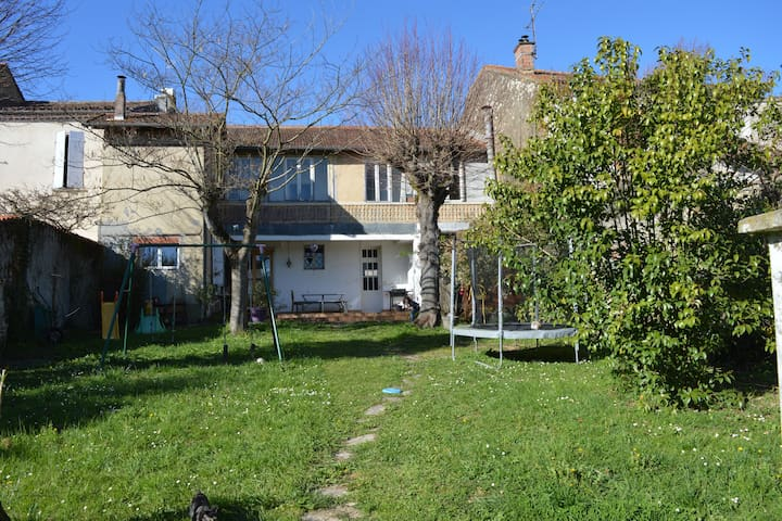 Maison centre Fleurance - Fleurance - Casa