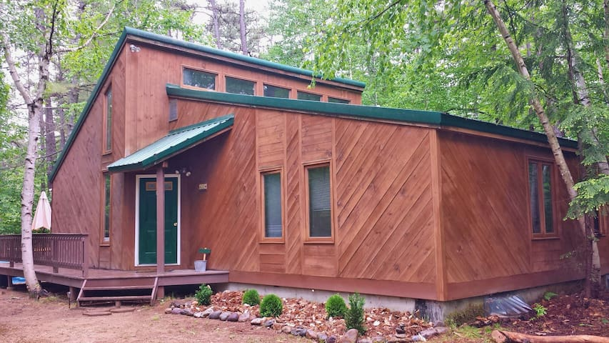 Cabin in the Pines Ski & Beach - SPRING SPECIALS!! - Tamworth