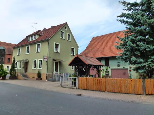 SchönesZimmer - NäheAschaffenburg - Mömbris - Ev