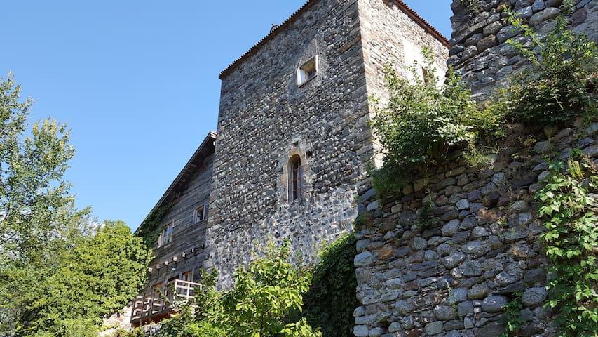 Guesthouse & Garden St. Zeno Castle - Tirol - 城堡
