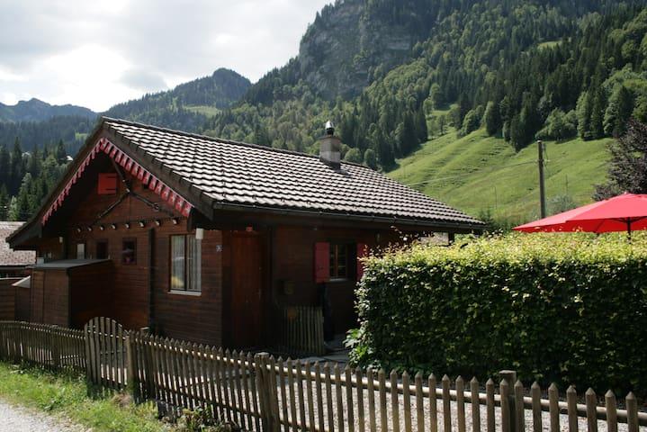 Chalet Aurora, Schwarzsee, Fribourg - Plaffeien
