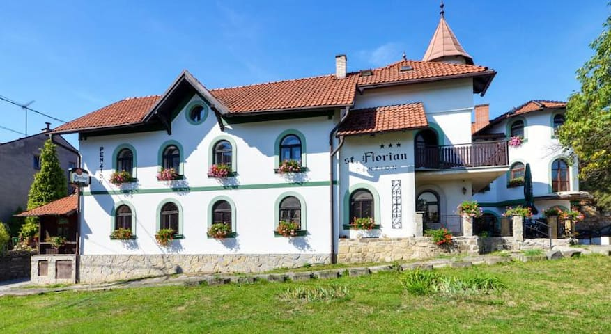 Penzion st. Florian - Příbor - Casa