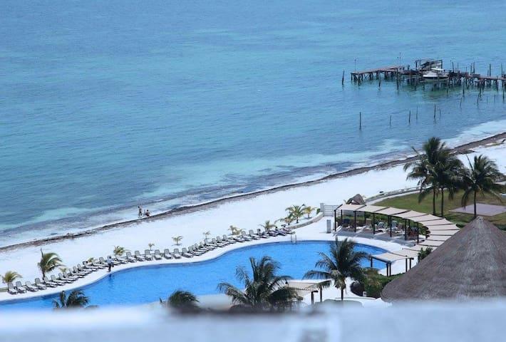 PENT HOUSE a la orilla de la playa - Cancún - Apartemen