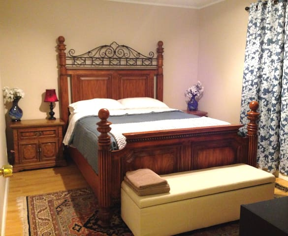 clean, comfort and quiet room - Bloomingdale - Townhouse