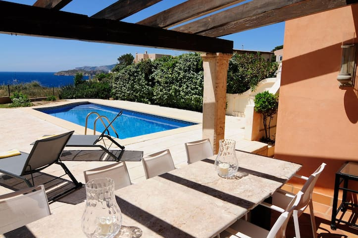 First Sealine Luxury Villa next to Port Adriano - El Toro - 別墅