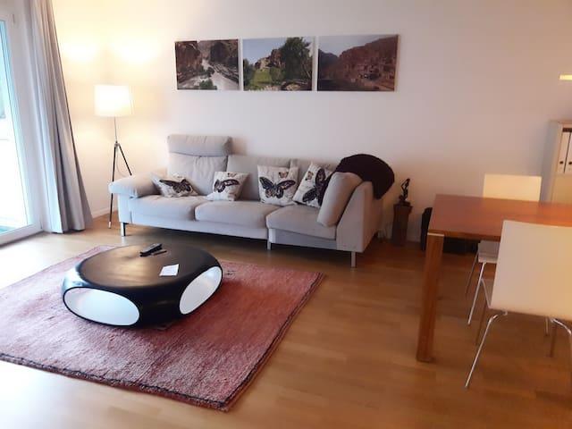 Wunderschöne Unterkunft in Region Toggenburg - Bichelsee-Balterswil - Apartamento