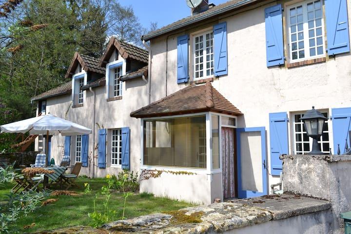 La Maison Jouvenaar *** sterren classificatie - Saône-et-Loire - Casa