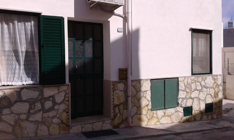 Pantelleria appartamento vicino al mare e centro - Pantelleria - Departamento