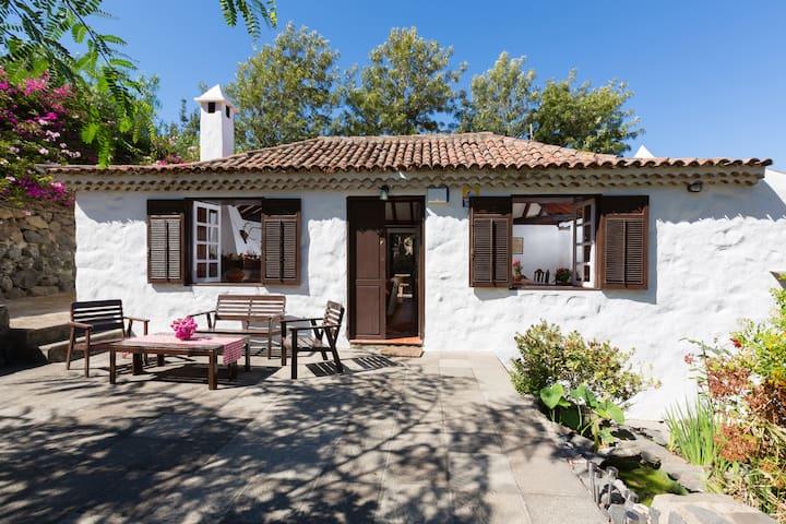 Maison canarienne avec piscine. - Santa Cruz de Ténérife - Villa