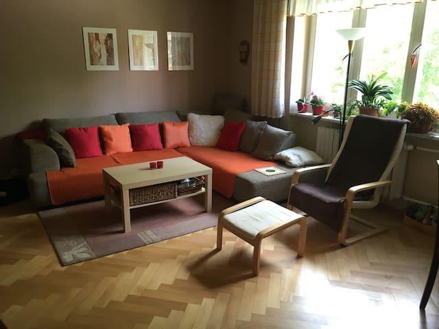 Komfortní byt 10 km od skiareálu Klínovec - Ostrov - Appartement