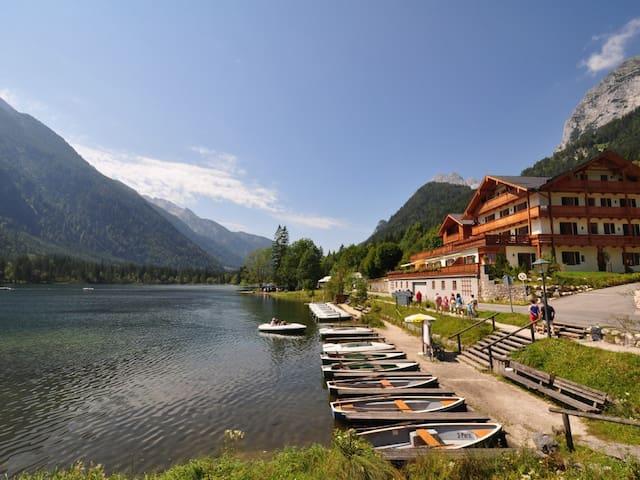 Ferienwohnung Seepanorama**** - Ramsau bei Berchtesgaden - Apartamento