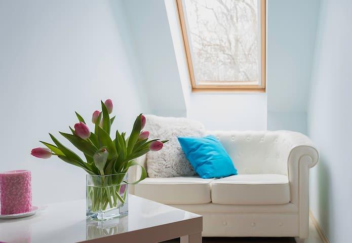 Új Apartman a Napfényfürdő Aquapolisnál - Szeged - Appartement