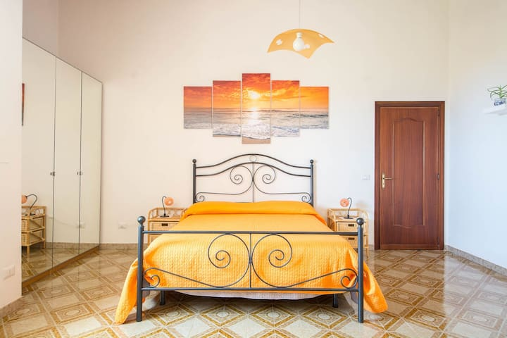 Double Room 3 - Sea & Mountain View - Agerola - Apartemen