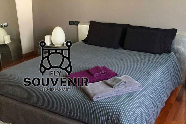 FlySouvenir double - Feel at home away from home - Borso del Grappa