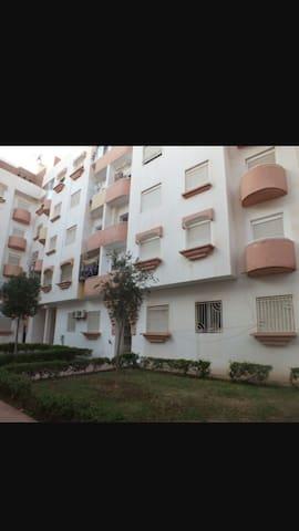 Appartement Jet Sakane Résidence - Agadir - Apartamento